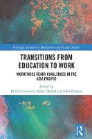 Transitions from Education to Work:...