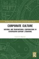 Corporate Culture: National and...