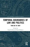 Temporal Boundaries of Law and...