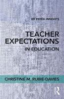 Teacher Expectations in Education