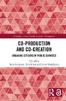 Co-Production and Co-Creation:...