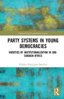 Party Systems in Young Democracies:...