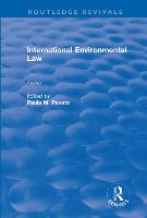 International Environmental Law,...