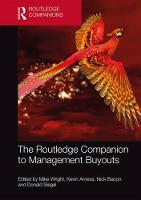 The Routledge Companion to Management...