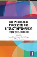 Morphological Processing and Literacy...