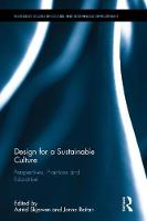 Design for a Sustainable Culture:...