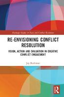 Re-Envisioning Conflict Resolution:...