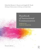 Handbook of Instructional...