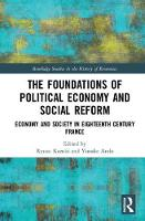 The Foundations of Political Economy...