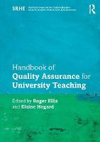 Handbook of Quality Assurance for...