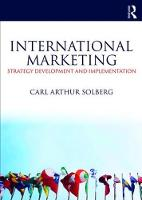 International Marketing: Strategy...