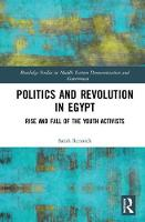 Politics and Revolution in Egypt: ...
