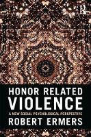 Honor Related Violence: A New Social...