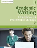 Academic Writing: A Handbook for...