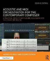 Acoustic and MIDI Orchestration for...