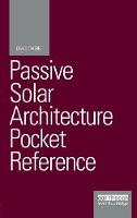 Passive Solar Architecture Pocket...