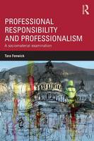 Professional Responsibility and...