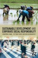 Sustainable Development and Corporate...