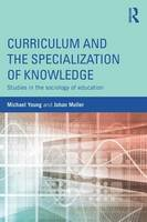 Curriculum and the Specialisation of...