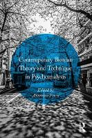 Contemporary Bionian Theory and...