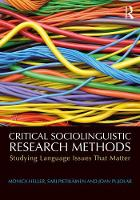 Critical Sociolinguistic Research...