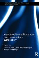 International Natural Resources Law,...