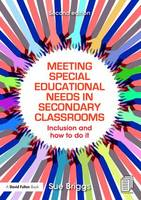 Meeting Special Educational Needs in...