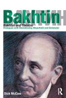 Bakhtin and Theatre: Dialogues with...