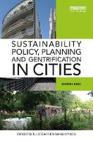 Sustainability Policy, Planning and...