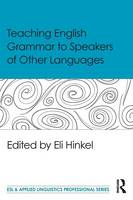 Teaching English Grammar to Speakers...