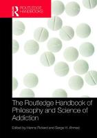 The Routledge Handbook of Philosophy...