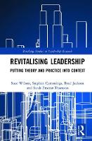 Revitalising Leadership: Putting...