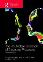The Routledge Handbook of Discourse...