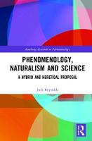 Phenomenology, Naturalism and...