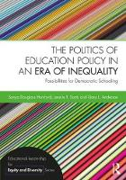 The Politics of Education Policy in ...
