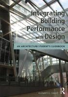 Integrating Building Performance with...