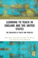 Learning to Teach in England and the...