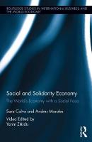 Social and Solidarity Economy: The...