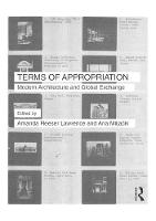 Terms of Appropriation: Modern...