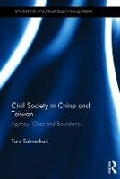 Civil Society in China and Taiwan:...