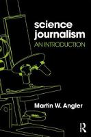Science Journalism: An Introduction