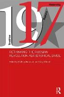 Rethinking the Russian Revolution as...