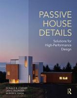 Passive House Details: Solutions for...