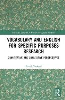 Vocabulary and English for Specific...