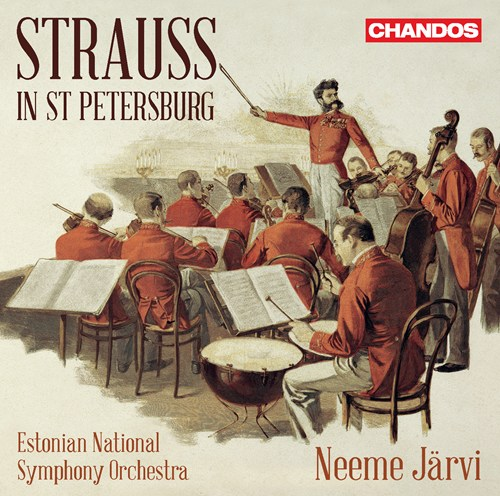 Johann Strauss In St Petersurg Neeme...