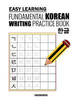 Easy Learning Fundamental Korean...