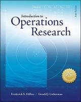 Introduction to Operations Research...