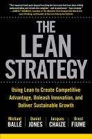 The Lean Strategy: Using Lean to...
