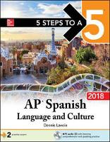 5 steps to a 5: AP Spanish langauge...