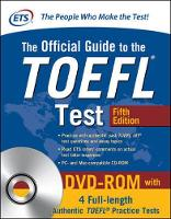 The Official Guide to the TOEFL Test...